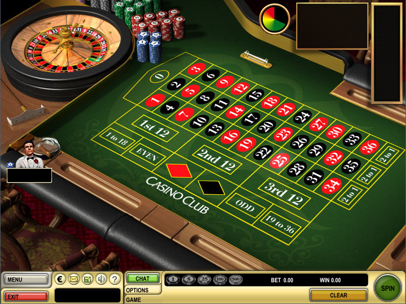 screenshot Casino Club