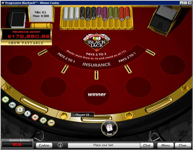 screenshot Winner Casino